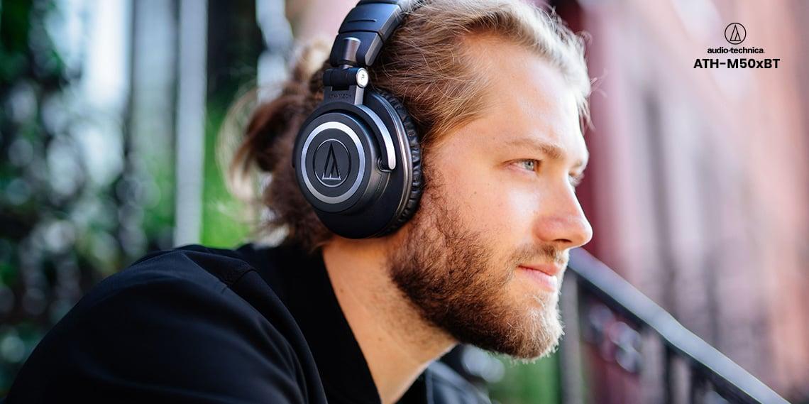 Audio-Technica ATH-Mx50BT