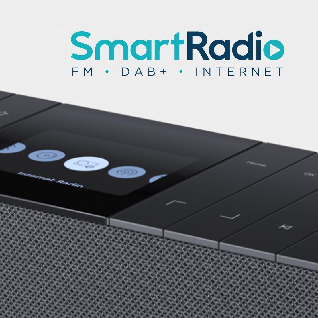 Klang s3 - Radio internetowe i cyfrowe DAB+