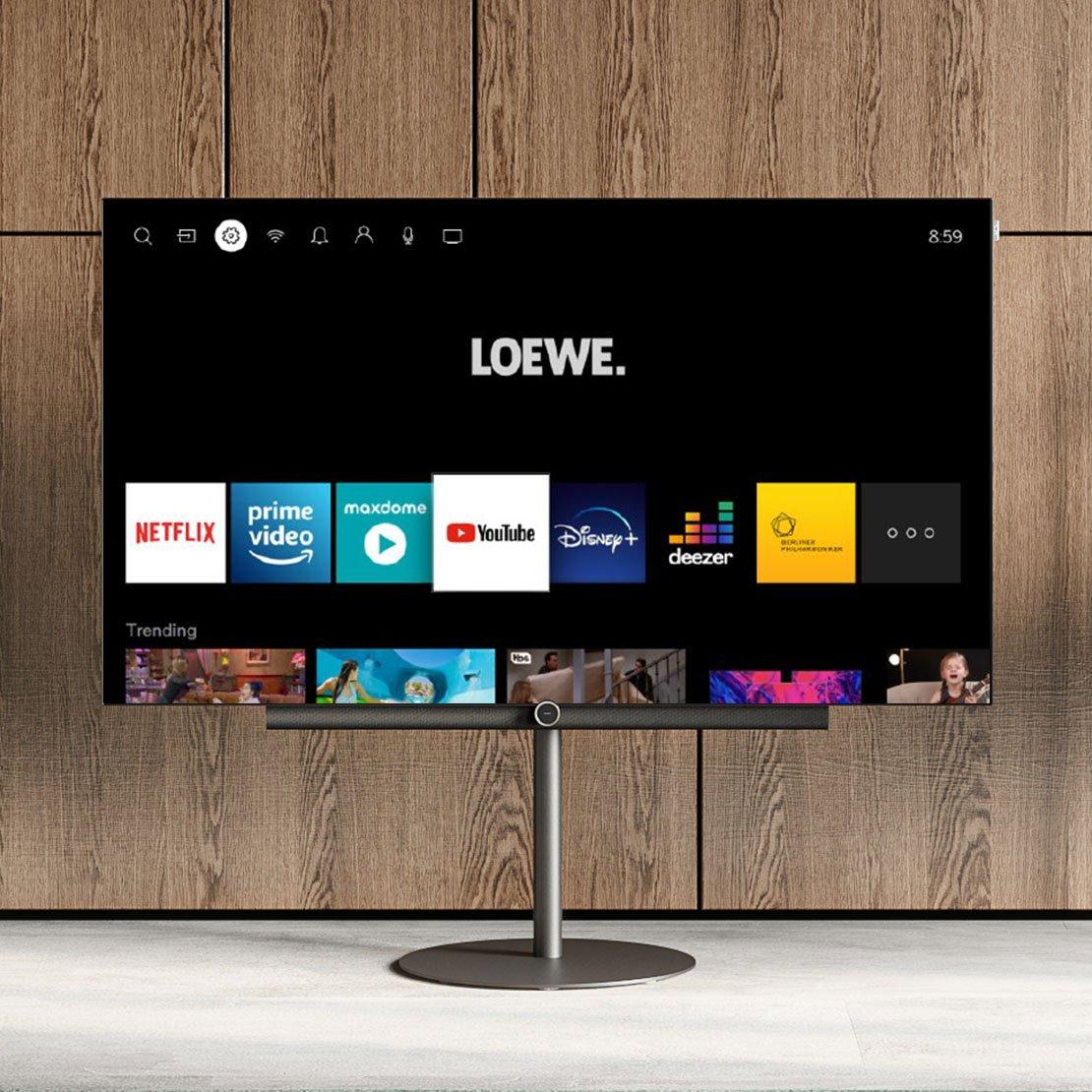 Loewe - dźwięk, który zachwyca