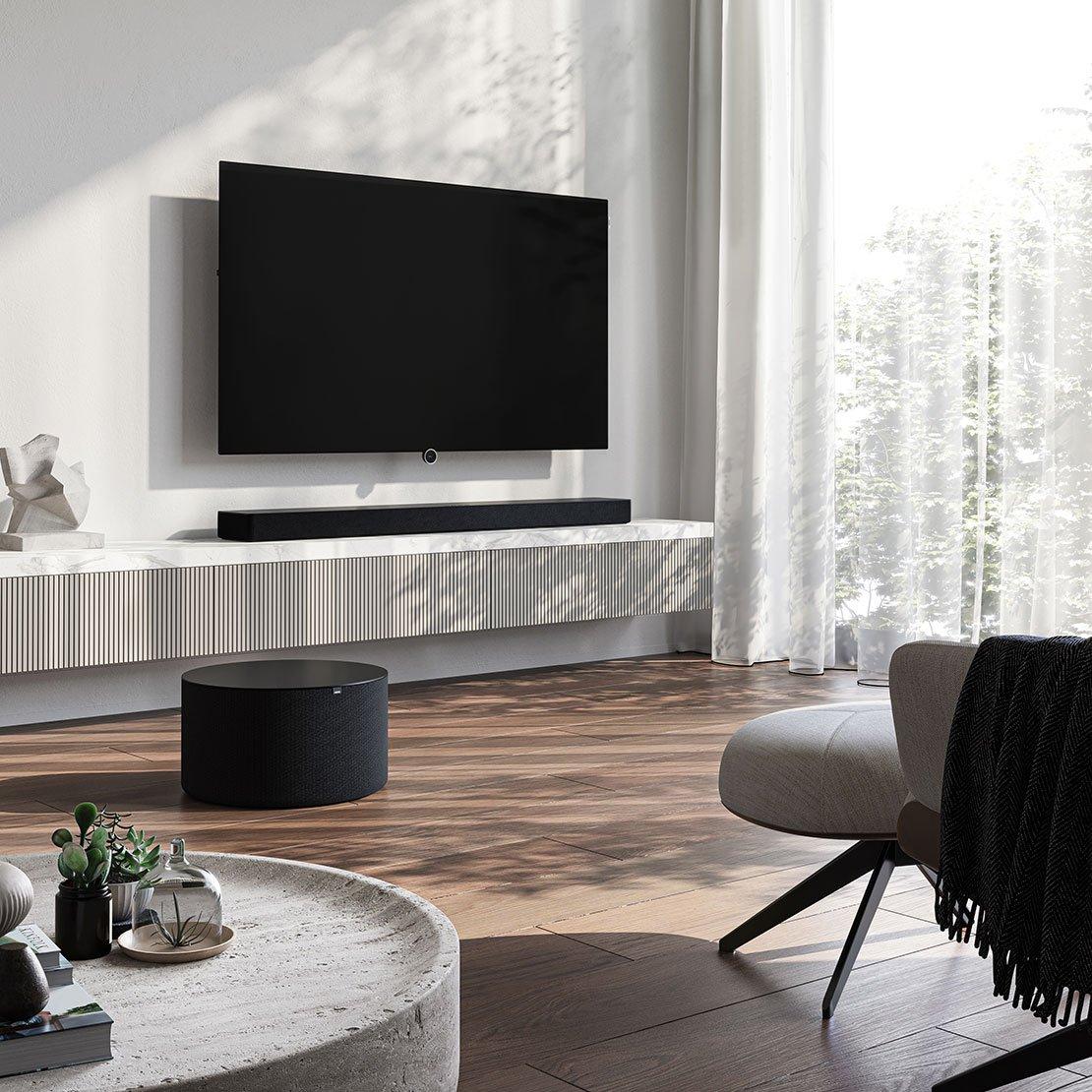 Loewe - Bluetooth i złącza HDMI