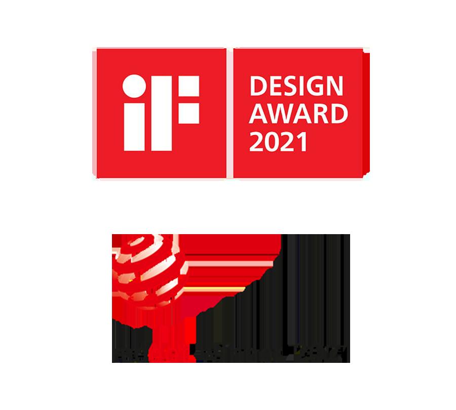 Loewe nagrodzony iF Design i Red Dot