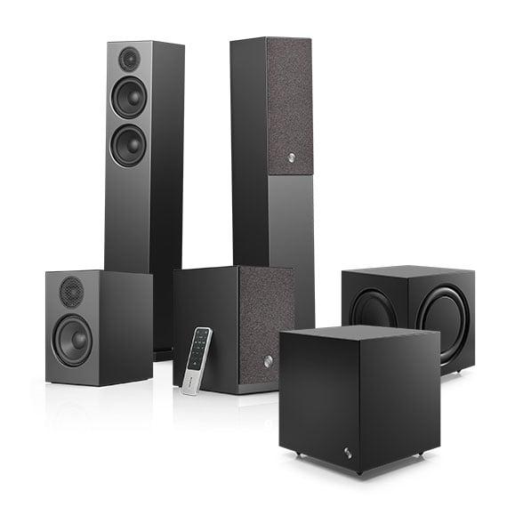 Audio Pro A26/A36 + subwoofery