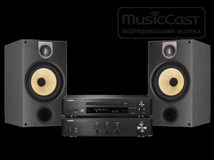 Yamaha PianoCraft MCR-N670D + 685 S2