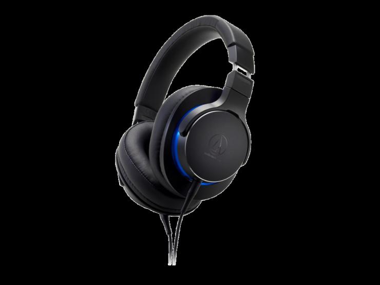 Słuchawki Audio-Technica ATH-MSR7b czarne