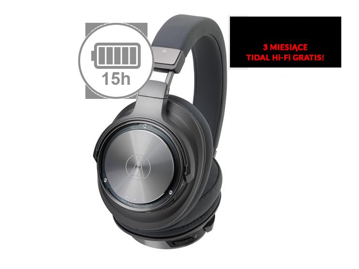 Słuchawki Bluetooth Audio-Technica ATH-DSR9BT