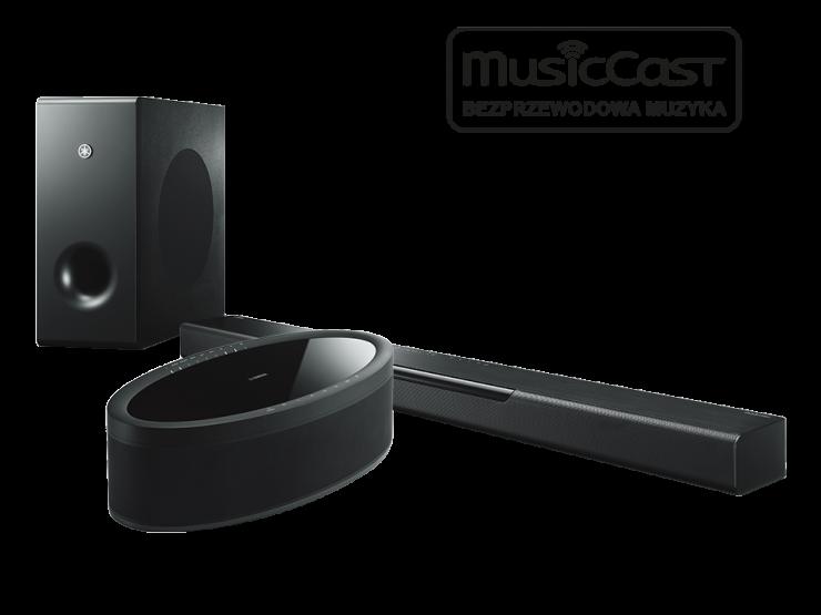 BAR 400 + MusicCast 50