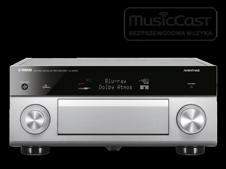 Yamaha MusicCast CX-A5100