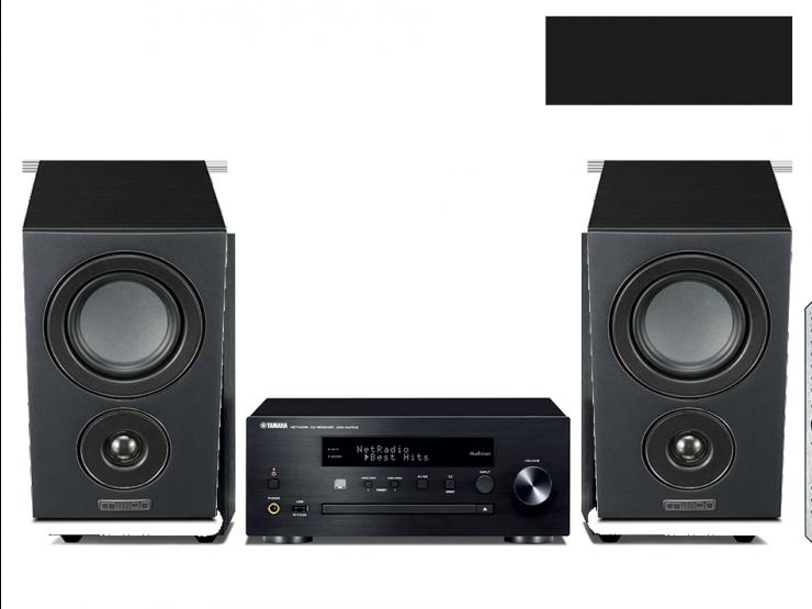 PianoCraft MCR-N470D + Mission LX-1