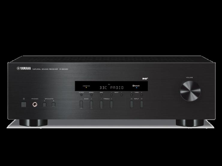 amplituner stereo yamaha r s202d z bluetoothem oraz. Black Bedroom Furniture Sets. Home Design Ideas