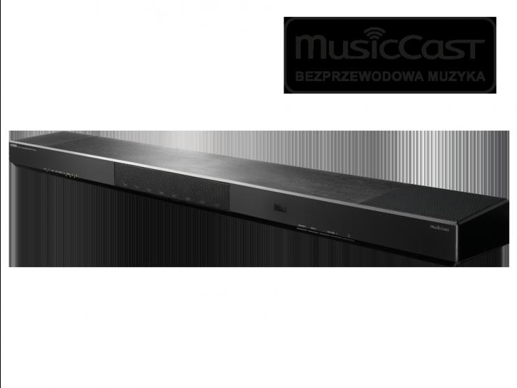 soundbar z systemem musiccast yamaha ysp 1600 w specjalnej. Black Bedroom Furniture Sets. Home Design Ideas