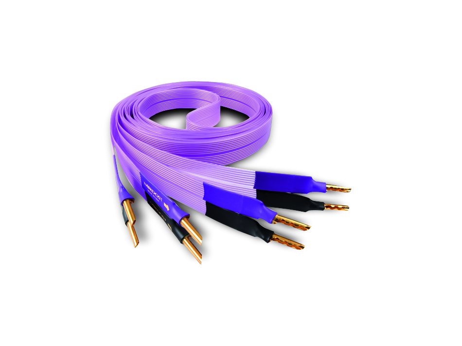 Nordost LS Purple Flare Głośnikowy 2 x 2m / Banan