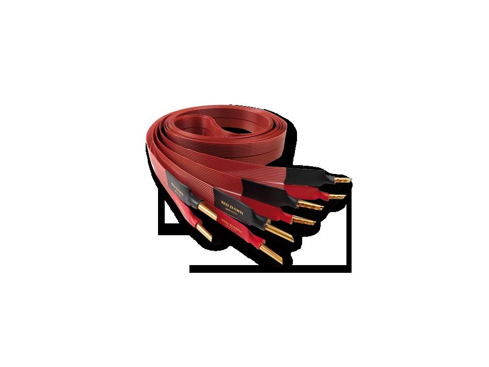 Nordost LS Red Dawn Głośnikowy 2 x 2,5m / Banan