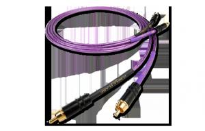 Nordost LS Purple Flare Interkonekt 1m / RCA
