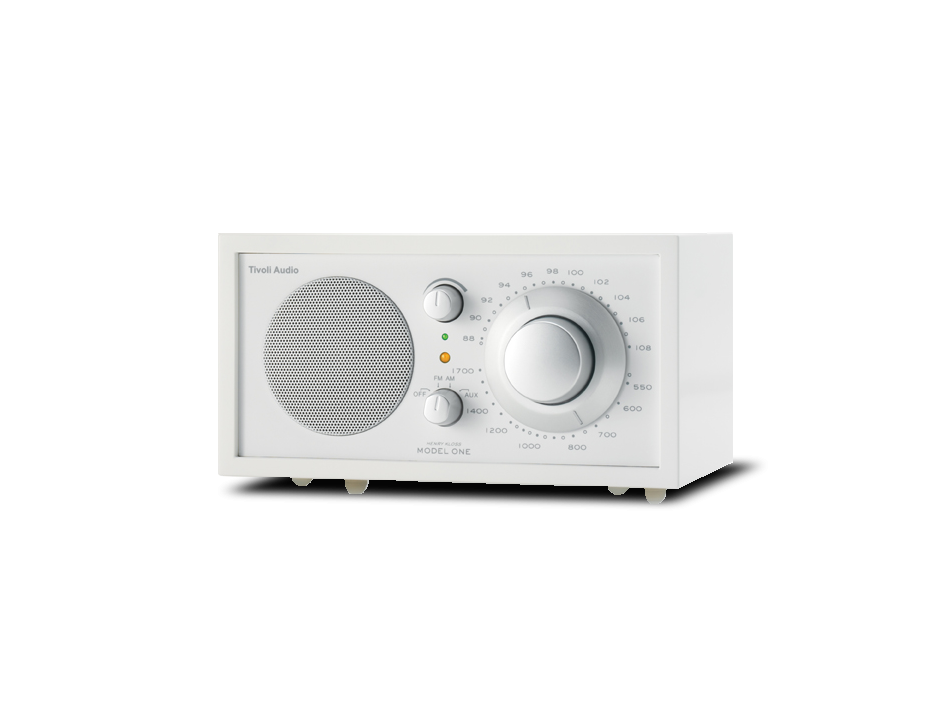 Tivoli Audio Model One Frost White