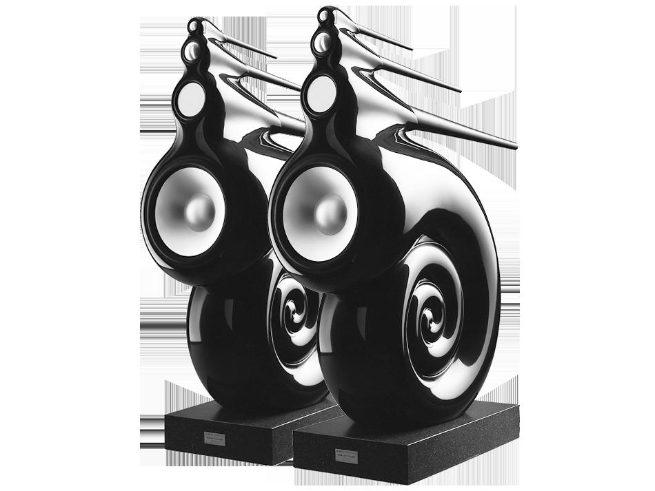 bowers wilkins nautilus g o niki pod ogowe top hi fi. Black Bedroom Furniture Sets. Home Design Ideas