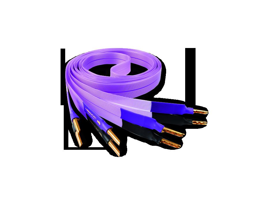 Nordost LS Purple Flare Głośnikowy  2 x 3m / Banan