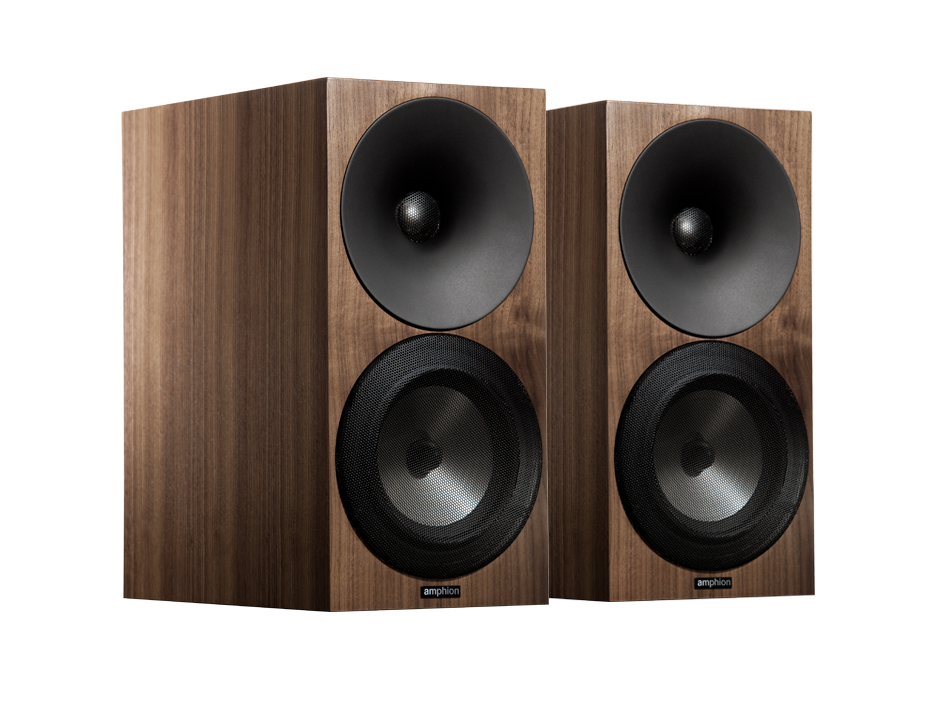 Amphion Argon3S - Walnut