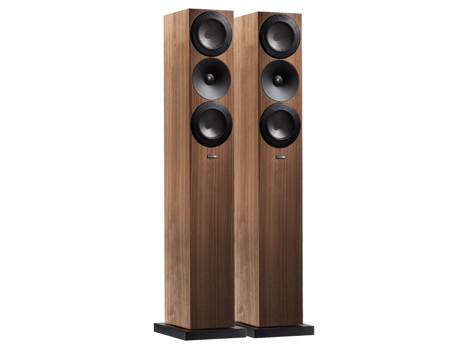 Amphion Helium 520 - Walnut