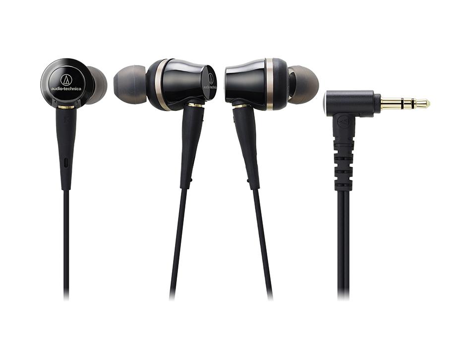 Audiofilskie słuchawki douszne Audio-Technica ATH-CKR100iS