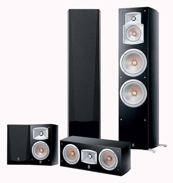 yamaha ns 333 top hi fi video design. Black Bedroom Furniture Sets. Home Design Ideas
