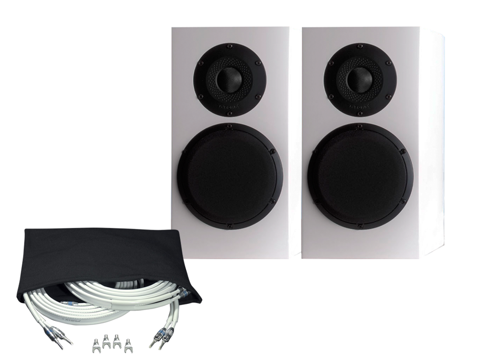 Devialet Atohm GT1 special edition + kable