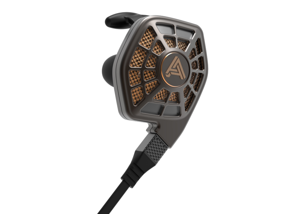 Audeze iSine 20 kabel standard oraz Apple Lightning