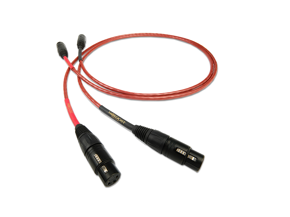 LS Red Dawn Interkonekt 1m / XLR