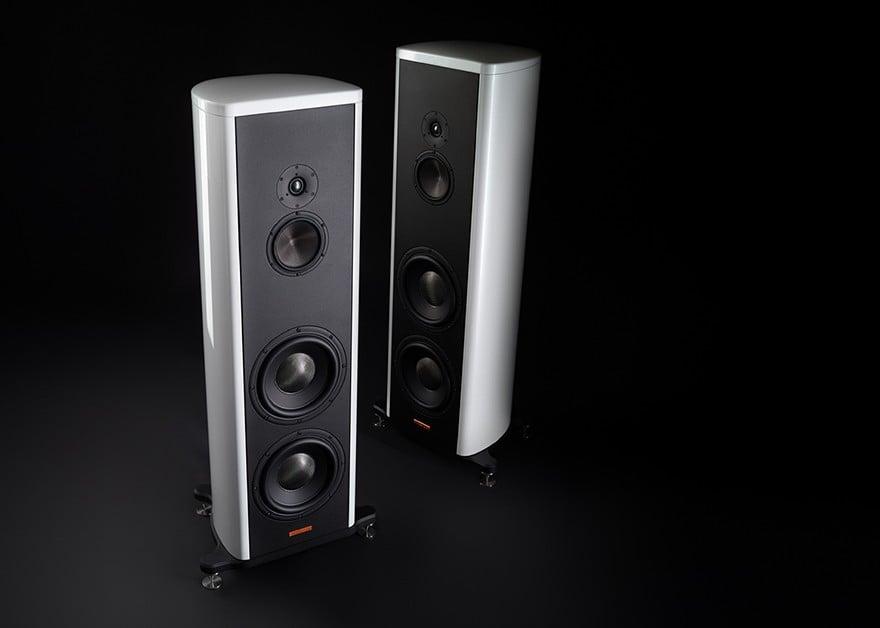 Magico Loudspeakers Magico S5 Mk II - tytanowy