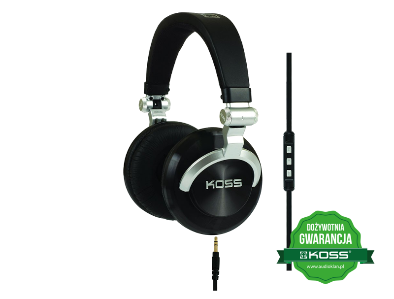 Słuchawki nauszne KOSS Pro DJ200
