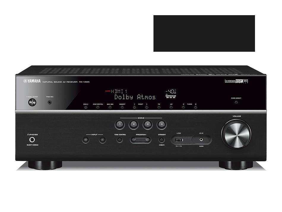 e7716cfec543a Yamaha MusicCast RX-V685 - Top Hi-Fi & Video Design