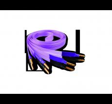 LS Purple Flare Głośnikowy 2 x 2m / Banan