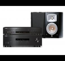 A-S201 + CD-S300 + NS-333