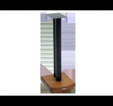 Moseco 6 czarny - dąb ciemny