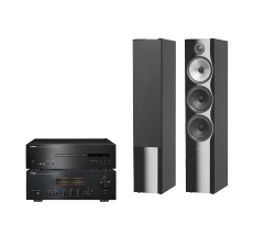 A-S1100 + CD-S1000 + 703 S2