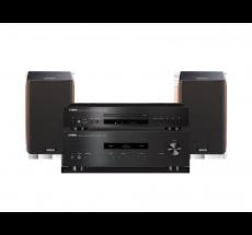 A-S201 + CD-S300 + NOTA 240