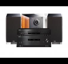 A-S201 + CD-S300 + NOTA 260