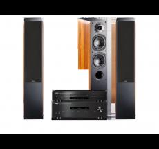 A-S201 + CD-S300 + NOTA 550