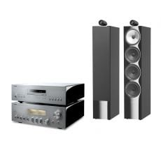 A-S2100 + CD-S2100 + BW 702 S2