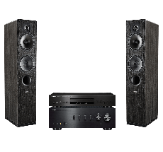A-S501 + CD-S300 + TESI 561