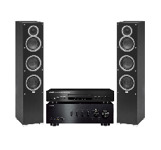 A-S701 + CD-S300 + DEBUT F5