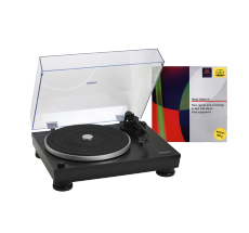 AT-LP5 + Vinyl Check Gratis
