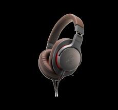 Słuchawki Audio-Technica ATH-MSR7b brązowe