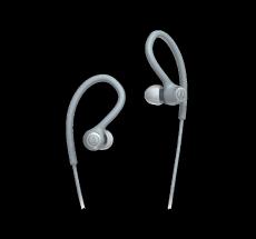 Słuchawki Audio-Technica ATH-Sport10 szare