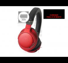 ATH-AR5BT czerwony
