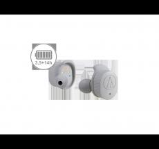 Słuchawki Audio-Technica ATH-SPORT7TW szare