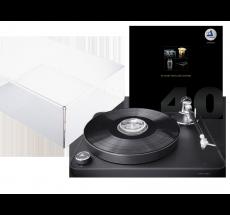 Concept Special Edition (MM) czarny + docisk + pokrywa + vinyl