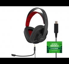 Słuchawki z mikrofonem KOSS CS100