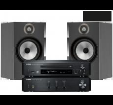 MusicCast PianoCraft MCR-N670D + B&W 606