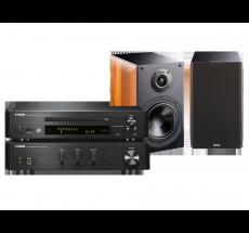 MusicCast PianoCraft MCR-N670D + NOTA 260