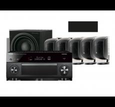 MusicCast RX-A2080 + 5 x M-1 + ASW 610